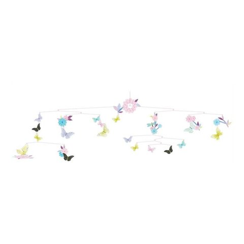 Djeco mobiel vlinders butterfly twirl