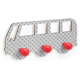 Djeco Djeco kinderkapstok auto bus