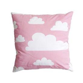 Farg & Form Zweden Farg & Form kussenhoes wolkjes roze