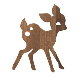 Ferm Living Kids Ferm Living wandlamp bambi my deer