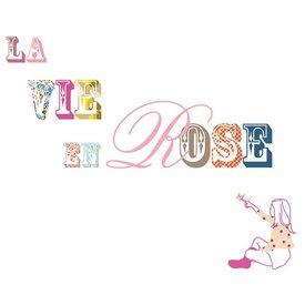 Mimi'lou Mimilou muusticker la vie en rose