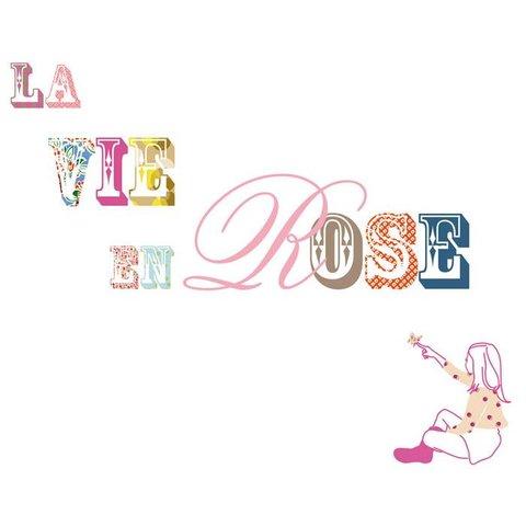 Mimilou muusticker la vie en rose