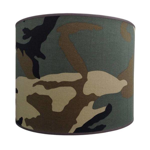 Juul Design Juul Design kinderlamp army groen