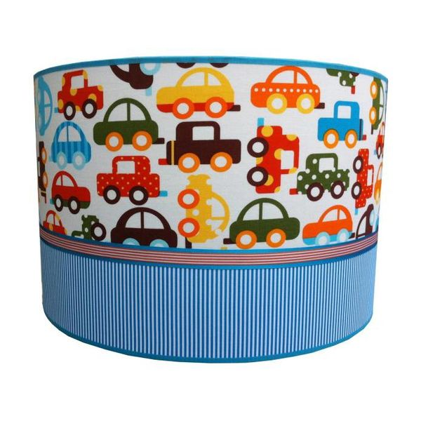 Juul Design Juul Design kinderlamp auto's traffic jam