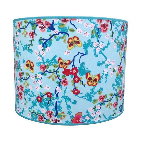 Juul Design Juul Design kinderlamp vlinders blauw