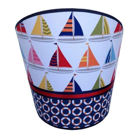Juul Design wandlamp zeilboten sailing home