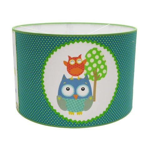Juul Design kinderlamp uilen two happy owls