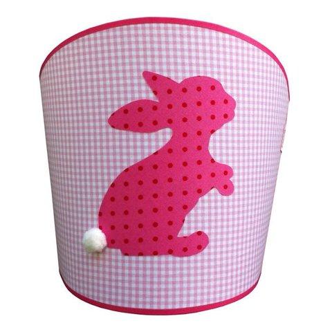 Juul Design wandlamp konijntje pink bunny
