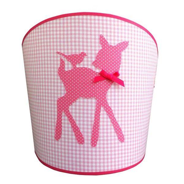 Juul Design Juul Design wandlamp hertje pink deer