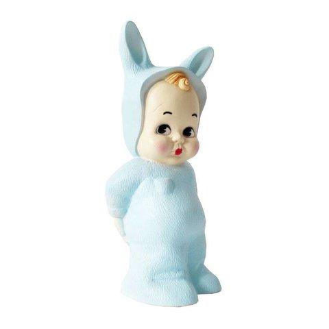 Kinderlamp konijn Lapin & Me chalky blue
