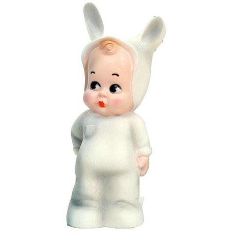 Kinderlamp konijn Lapin & Me wit