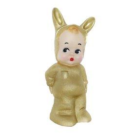 Lapin & Me Kinderlamp konijn Lapin & Me goud