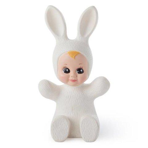 Figuurlamp konijn baby bunny wit