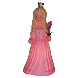 Heico figuurlampen Figuurlamp prinses roze