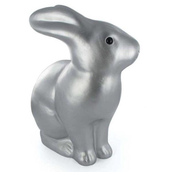Heico figuurlampen Figuurlamp klein konijntje zilver