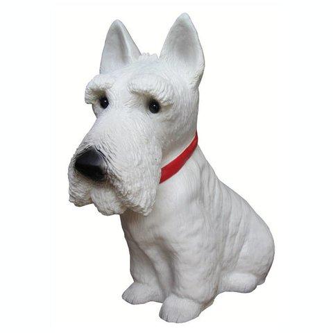 Figuurlamp hond terrier