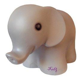 Heico figuurlampen Figuurlamp olifant grijs
