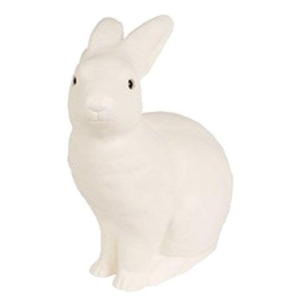 Heico figuurlampen Figuurlamp klein konijntje wit