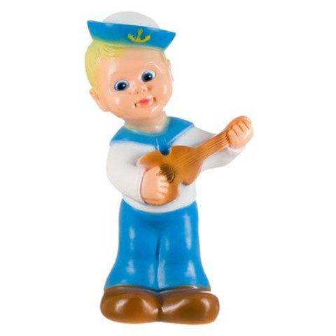 Figuurlamp matroos blauw