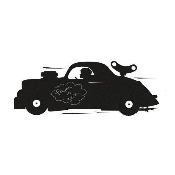 KEK Amsterdam Kek Amsterdam muursticker raceauto