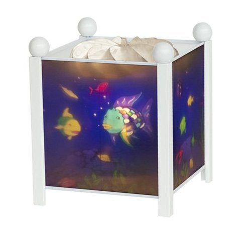 Trousselier magische lamp mooiste visje wit