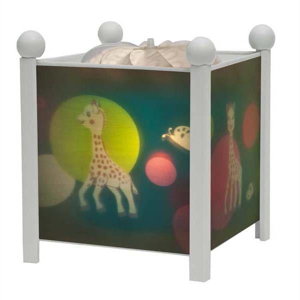 Trousselier Trousselier magische lamp Sophie de giraffe