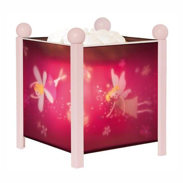 Trousselier Trousselier magische lamp elfjes roze
