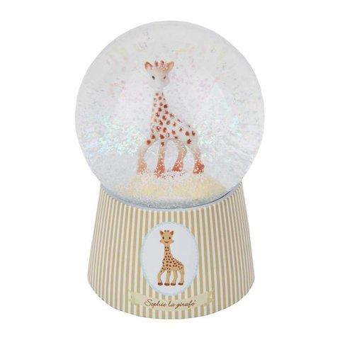Trousselier muziekdoosje sneeuwbol Sophie de giraffe