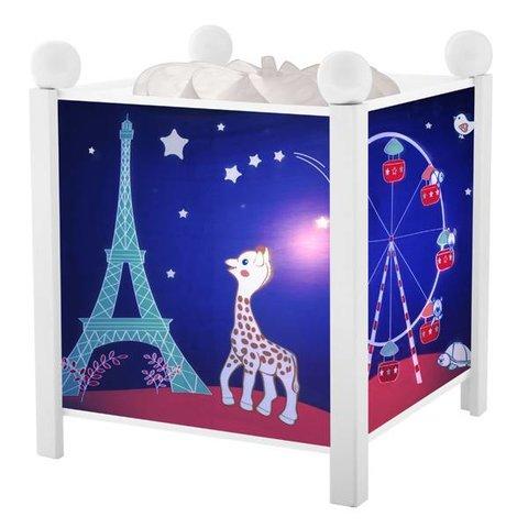 Trousselier magische lamp Sophie de giraffe  Paris