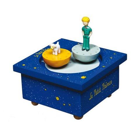 Trousselier muziekdoos de kleine prins