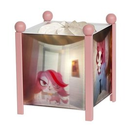 Trousselier Trousselier magische lamp little pet shop roze