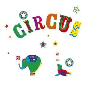 Nouvelles Images Nouvelles Images muurstickers circus