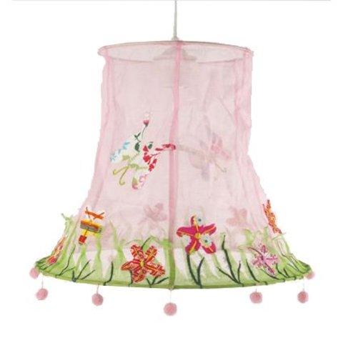 Imbarro kinderlamp vlinders Papillon ecru