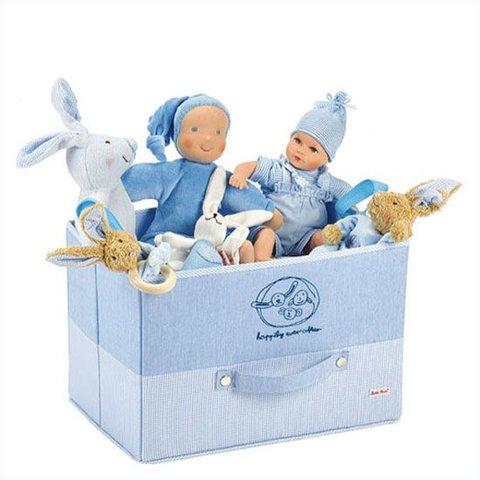 Kathe Kruse speelgoedbox Rucola