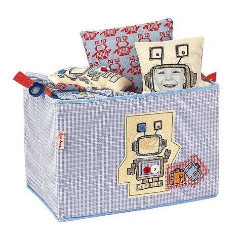 Kathe Kruse speelgoedbox robot