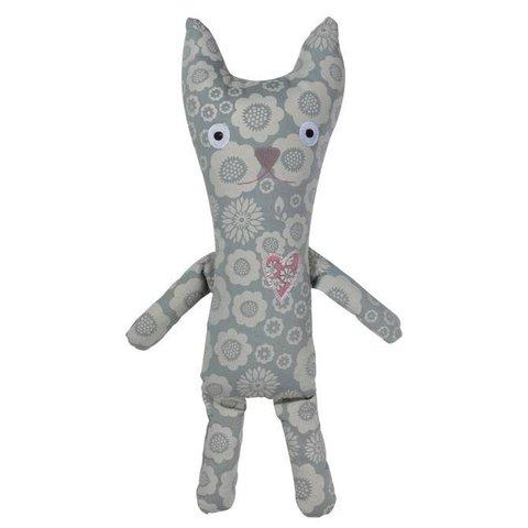Mini labo knuffel poes lovecat