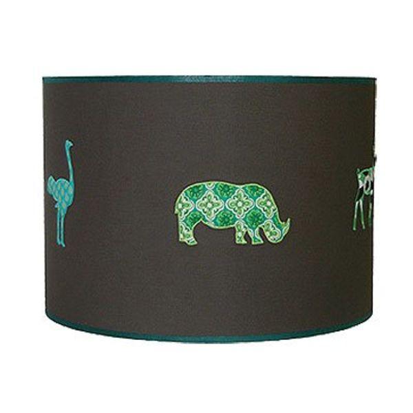 Taftan Taftan kinderlamp safari