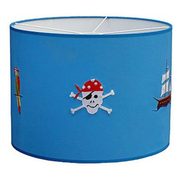 Taftan Taftan kinderlamp piraten