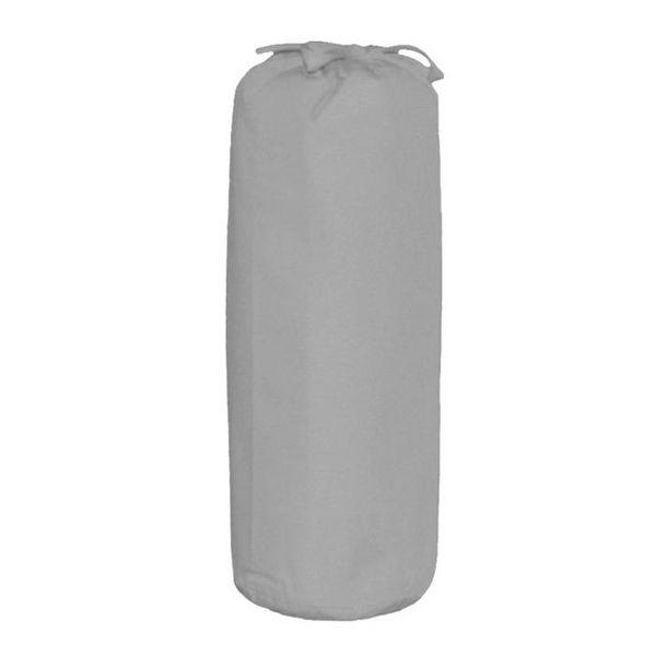 Taftan Taftan hoeslaken grijs uni 200x90