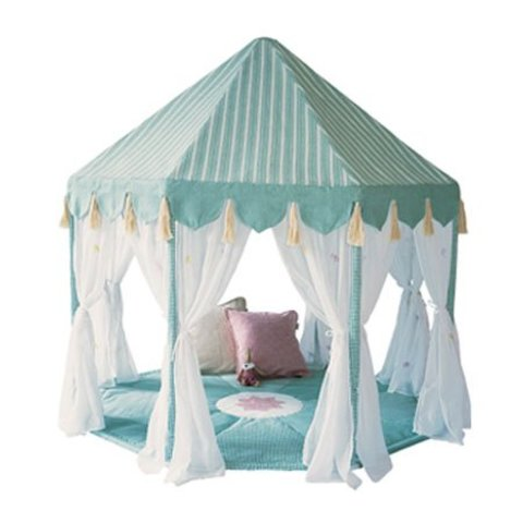 Wingreen speeltent pavillon groen willow green