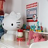 Hello Kitty designer lamp