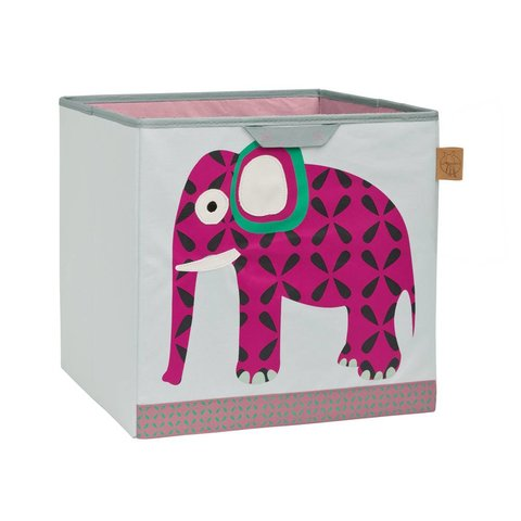 Lässig opbergmand olifant