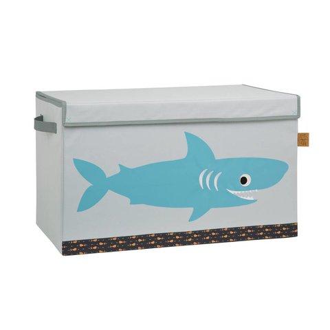 Lässig speelgoedkist haai