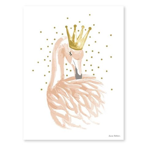 Lilipinso poster flamingo