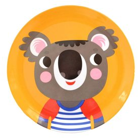 Petit Monkey Petit Monkey melamine bord koala beer