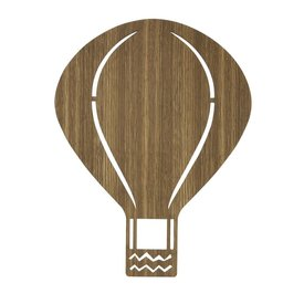 Ferm Living Kids Ferm Living Kids wandlamp ballon smoked oak