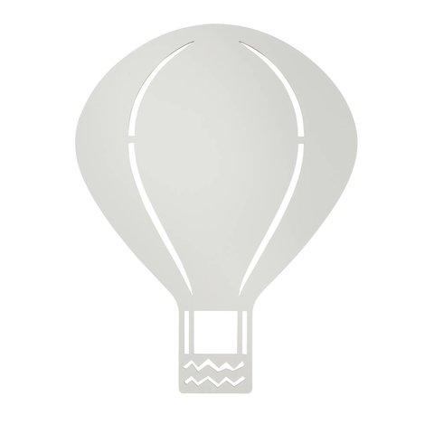 Ferm Living wandlamp ballon grijs