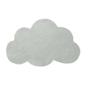 Lilipinso Lilipinso kindervloerkleed wolk grijs groen