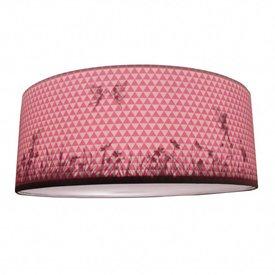 Juul Design Juul Design plafonniere elfjes roze