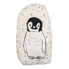 Mimi'lou Mimilou mini knuffel kussen pinguïn